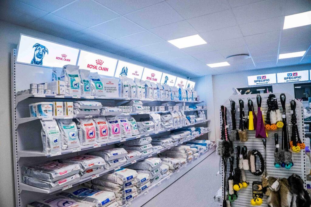 veterinärklinik i växjö butik